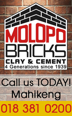 molopo bricks contact